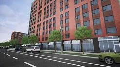 Anthony Wayne Drive Housing - Wayne State University