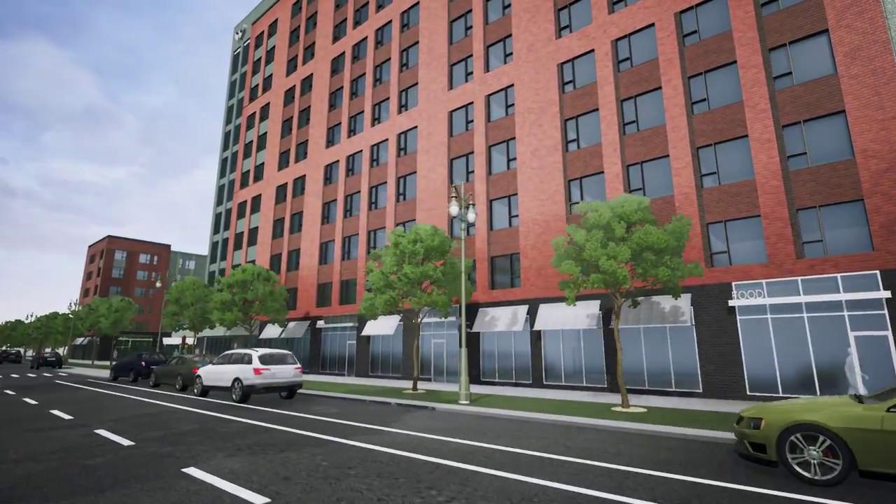 2016 2020 Master Plan Housing Residential Life Wayne State University
