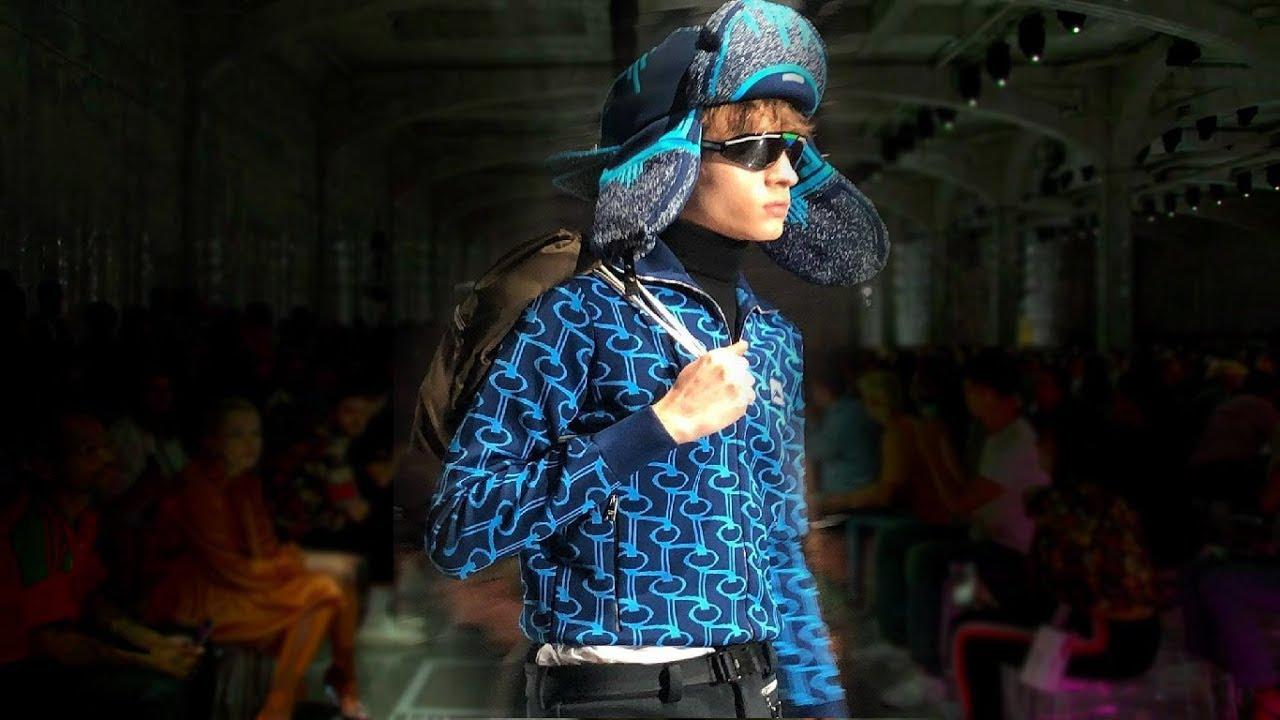 dabee8fdf741 Prada | Spring/Summer 2019 | Menswear | Milan Fashion Week - YouTube