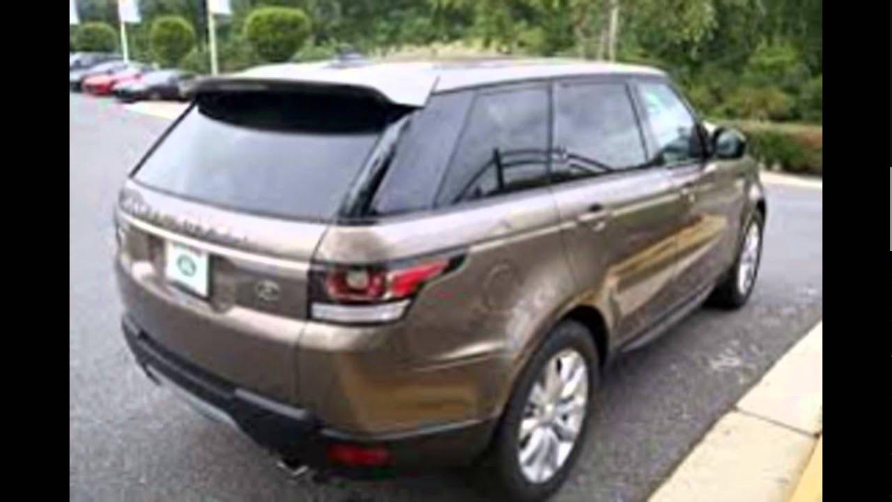 2016 Range Rover Sport Kaikoura Stone - YouTube