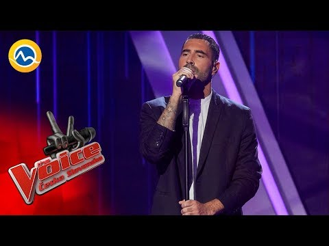 Sofiane Tadjine - Perfect (Ed Sheeran) - The VOICE Česko Slovensko 2019