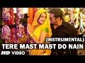 Download Tere Mast Mast Do Nain Instrumental Song (Hawaiian Guitar) - Dabangg - Salman Khan, Sonakshi Sinha MP3 song and Music Video