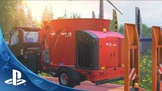 Farming Simulator 15 - Teaser Trailer | PS4, PS3