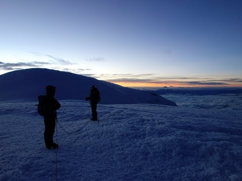 Chimborazo Sea to Summit Challenge: The Climb