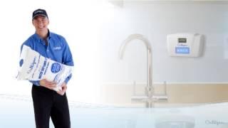 inteliview kit high efficiency hard water softener   culligan