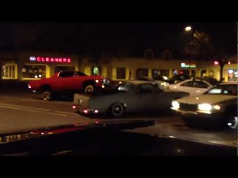 Modesto Civic Import Meet Visited By Lowriders And Cops