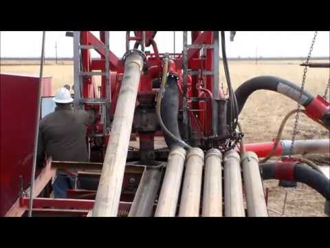 Big Bore Reverse Circulation Drilling