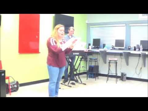 The Music Man Auditions