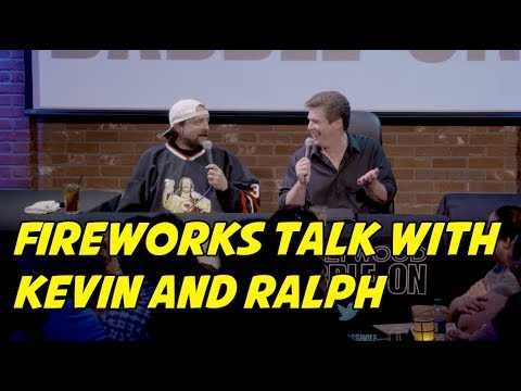 BabbleVision: Fireworks Talk with Kevin and Ralph