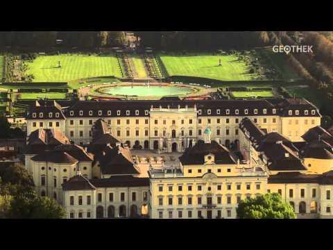 Schloss Ludwigsburg | Luftaufnahmen