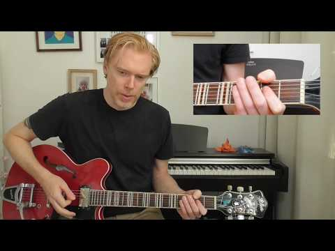 Queens of the Stone Age 'Feet Don't Fail Me' - Guitar Lesson