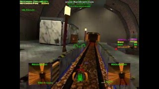 Action play Descent 3 PC Version Subway Dancer Level 22.10.2013