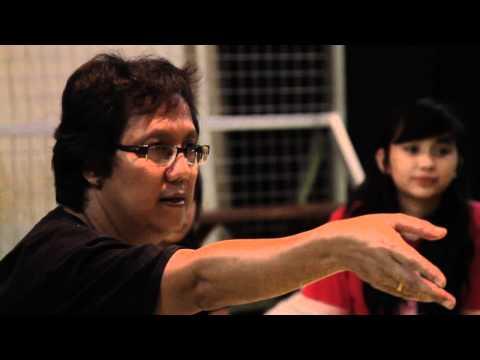 MUSIKAL LASKAR PELANGI - Behind The Scene 1