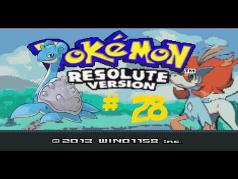 Pokémon Resolute Version! League Passage + Directo Liga! #28
