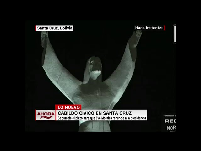 Bolivia anuncian radicalización del paro cívico nacional indefinido (CNN)