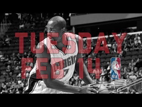 NBA Daily Show: Feb. 14 - The Starters