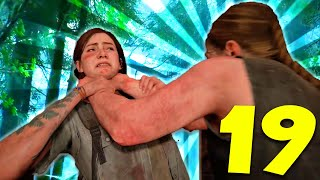 ELLIE VS ABBY L' INCONTRO !! THE LAST OF US GAMEPLAY ITA !! #19