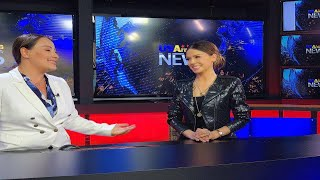 Lilit Hovhannisyan Interview with USArmenia TV