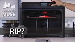 Did the consumer 3D Printing market even exist?