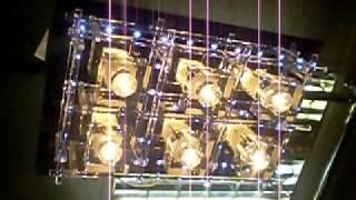 Люстра с пультом ДУ и светодиодной подсветкой 7.MOV(http://sofit-1.ru/ Софит - купить люстры и светильники в Красноярске! Представленная люстра работает в трех режим..., 2010-12-24T17:31:33.000Z)