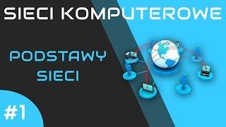 Sieci komputerowe odc. 1 - Podstawy sieci