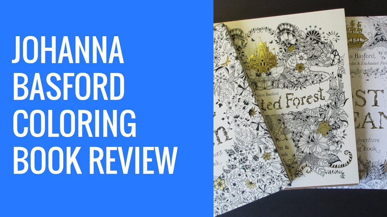 Coloring Book Review