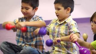 Kindermusik® | Level 4 Class Preview (Ages 4-6 Years)