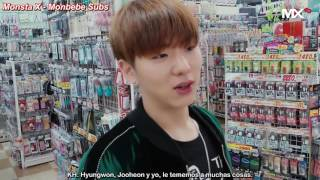 Video [SUB ESP] Monsta X CH Cap. 15 - Visitan a Japón (Parte 2) download MP3, 3GP, MP4, WEBM, AVI, FLV November 2017