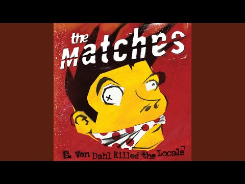 the matches dog eared page