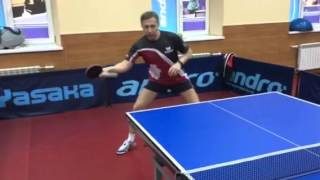Егоров Игорь настольный теннис