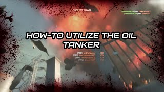 How To Utilize the Oil Tanker in Battlefield Hardline