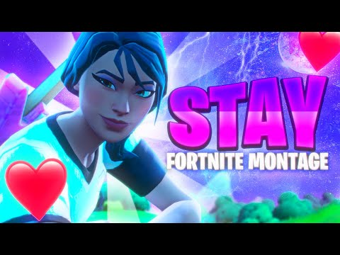 """Download The BEST """"STAY"""" Fortnite Montage (The Kid LAROI)"""