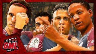 FIFA 18 : L'AVENTURE - FILM JEU COMPLET FRANCAIS