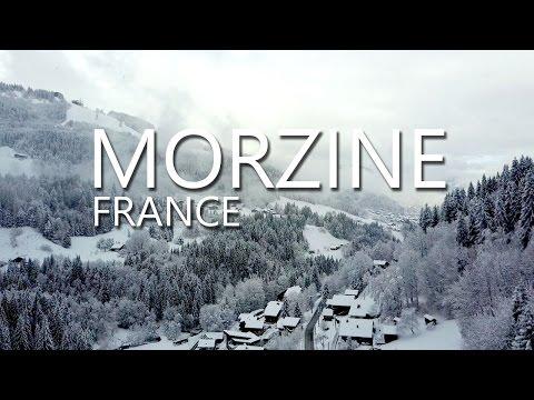GOING SKIING - MORZINE FRANCE