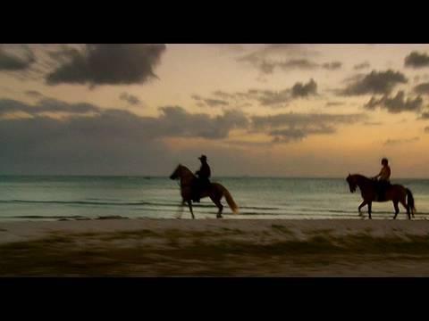 Rancho Notorious - Aruba - Horseback - Voyage.tv