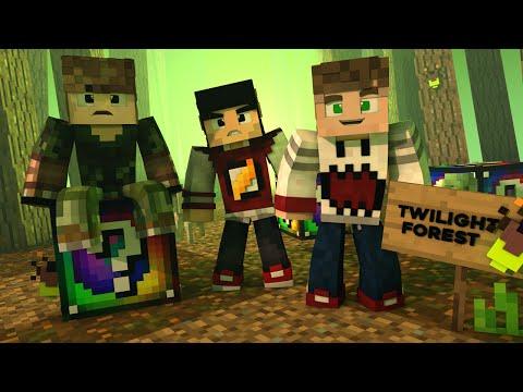 Minecraft: HARDCORE  - TWILIGHT FOREST ‹...