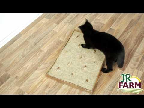 JR FARM Back to Instinct Aktiv-Teppich Katzenteepich Katzen