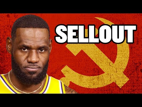 NBA's LeBron James Continues To Sell Out | New US-China Trade Deal