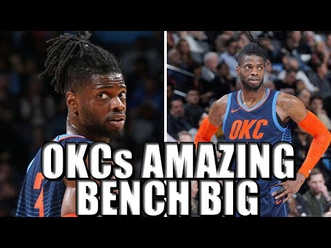 Nerlens Noel is Saving his Career with the Oklahoma City Thunder