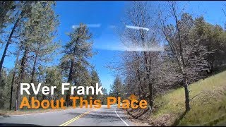 435-San Jacinto Mtn, The Complete Pines to Palms Highway Scenic 37 Mile Drive