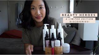 Beauty Heroes Ambassador Discovery (Ayuna, Innersense, Mahalo, True Botanicals, Mo Mi, Maya Chia)
