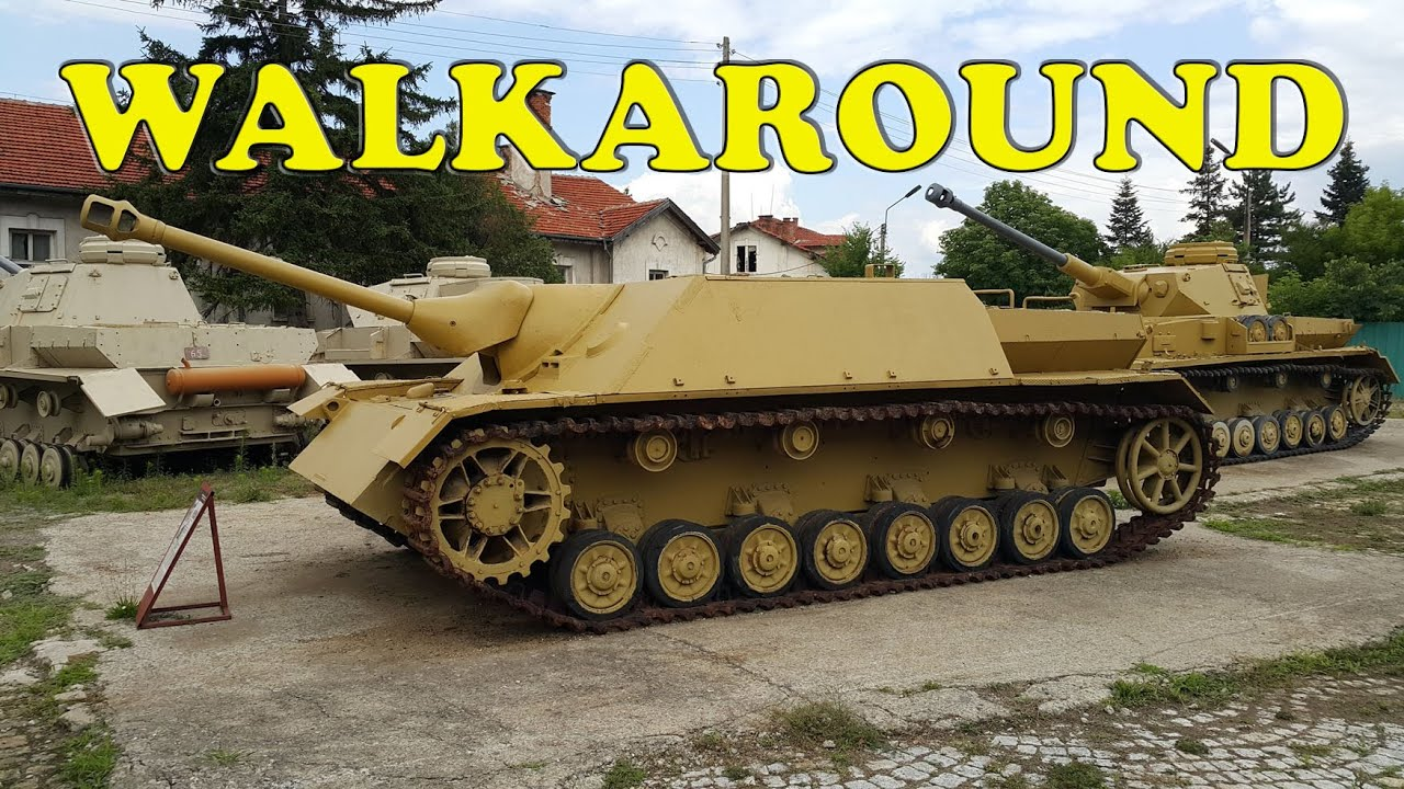 walkaround sd jagdpanzer iv l 48 youtube. Black Bedroom Furniture Sets. Home Design Ideas