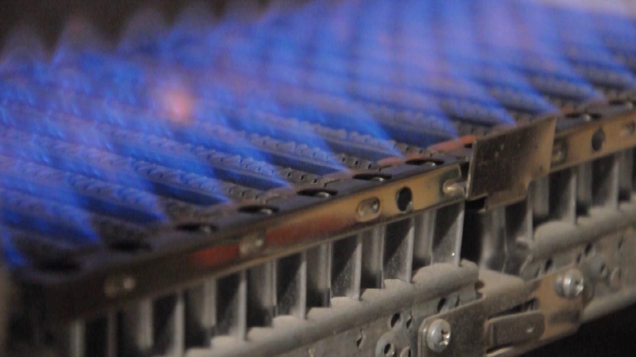 Газовые горелки для отопительных котлов