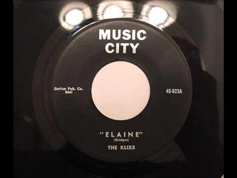 KLIXS - ELAINE - MUSIC CITY 823, 45 RPM!