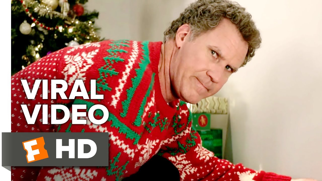 Daddy's Home VIRAL VIDEO - Dueling Christmas Lights (2015) - Will ...