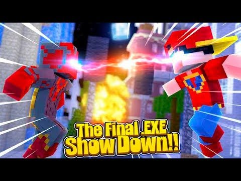 Minecraft .EXE - THE FINAL BATTLE, CAN ROPO DEFEAT .EXE VISION?!!