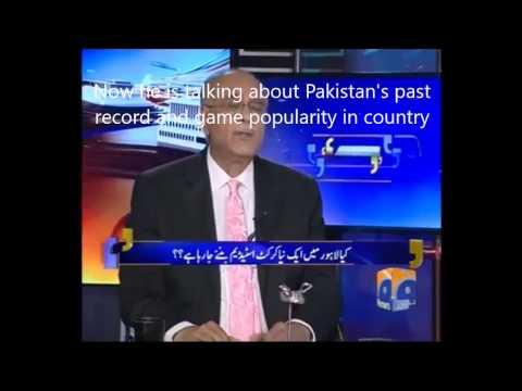 Najam Sethi Copying Hockey League India in Pakistan