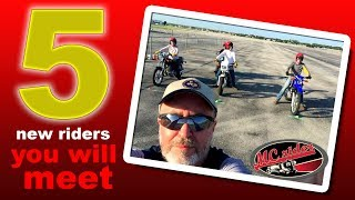 5 new motorcycle riders you will meet