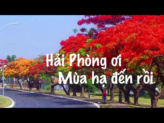 HẢI PHÒNG ƠI MÙA HẠ ĐẾN RỒI ( Thơ ) - Duy Quang Berlin