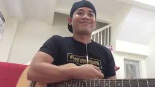 Colbie Caillat -Try Acoustic Cover by Faizul Sany